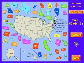 unitedstatespuzzle